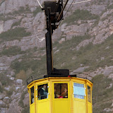 The Bright Yellow Octagon Aeri Pods - Montserrat, Spain
