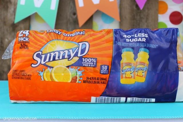 SunnyD 24 pack at Sam's Club