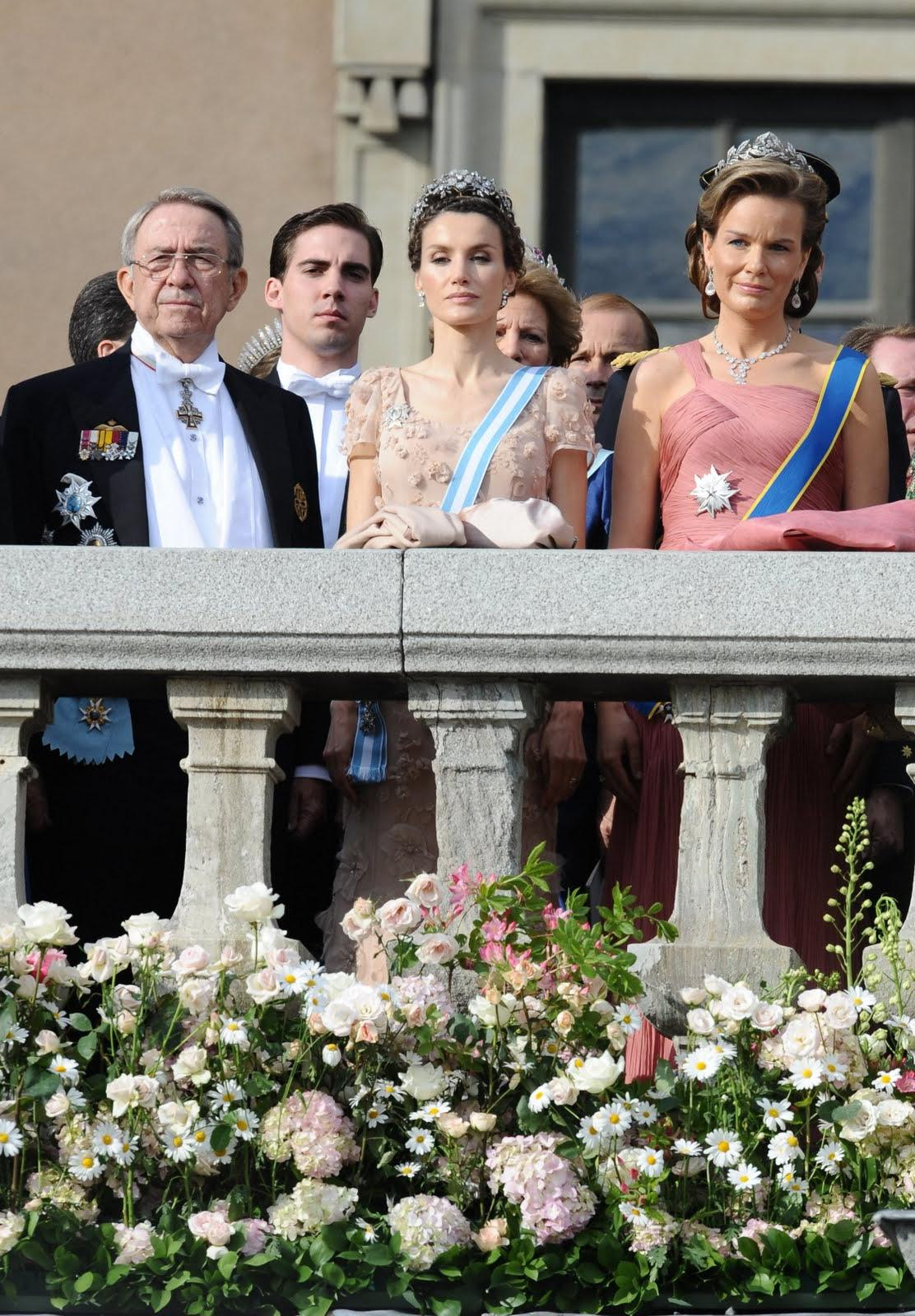 wedding princess letizia