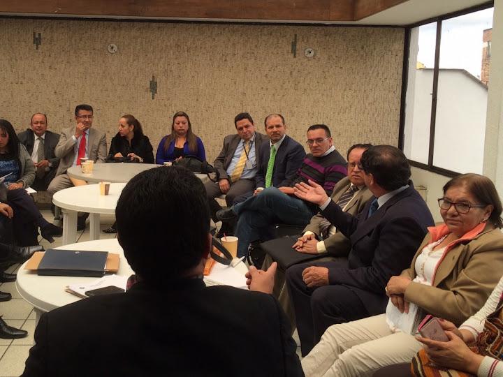 Anthoc finalmente consigue arrancar negociaciones con gobernación de Cundinamarca