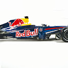 Red Bull RB5 side