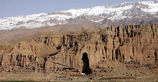 AFGHANISTAN-BUDDHAS/