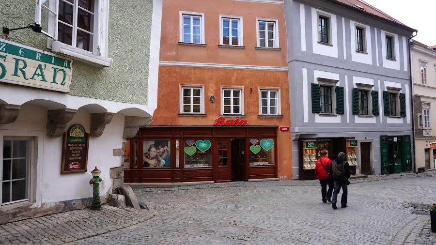 Улица Крумлова