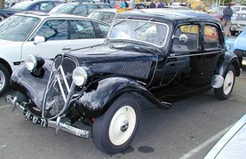 Citroen Traction 11 BL 1947