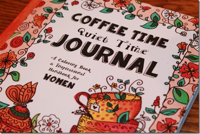 Coffee Time Journal