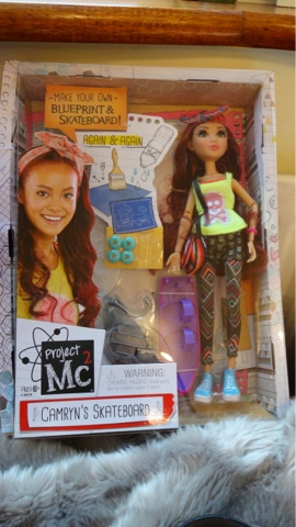 Project Mc2 Doll  - Christmas Gift Guide 2015