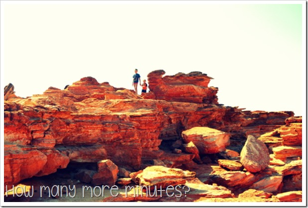 Gantheaume Point, Broome | How Many More Minutes?