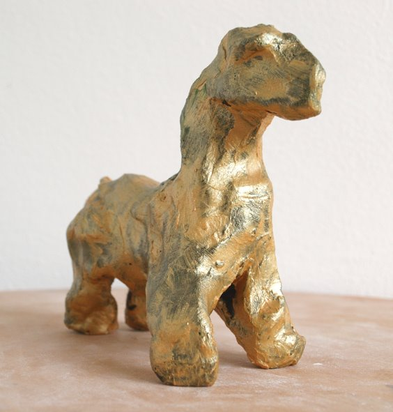 paard (beeld van frank waaldijk, voor)