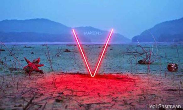 Daftar Lagu dalam Album V (Maroon 5)