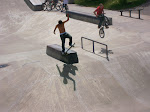 I found millenium skate park...and even jumped where that biker jumped...I caught like 3 feet of air