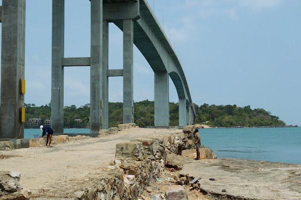 русский мост сиануквиль
