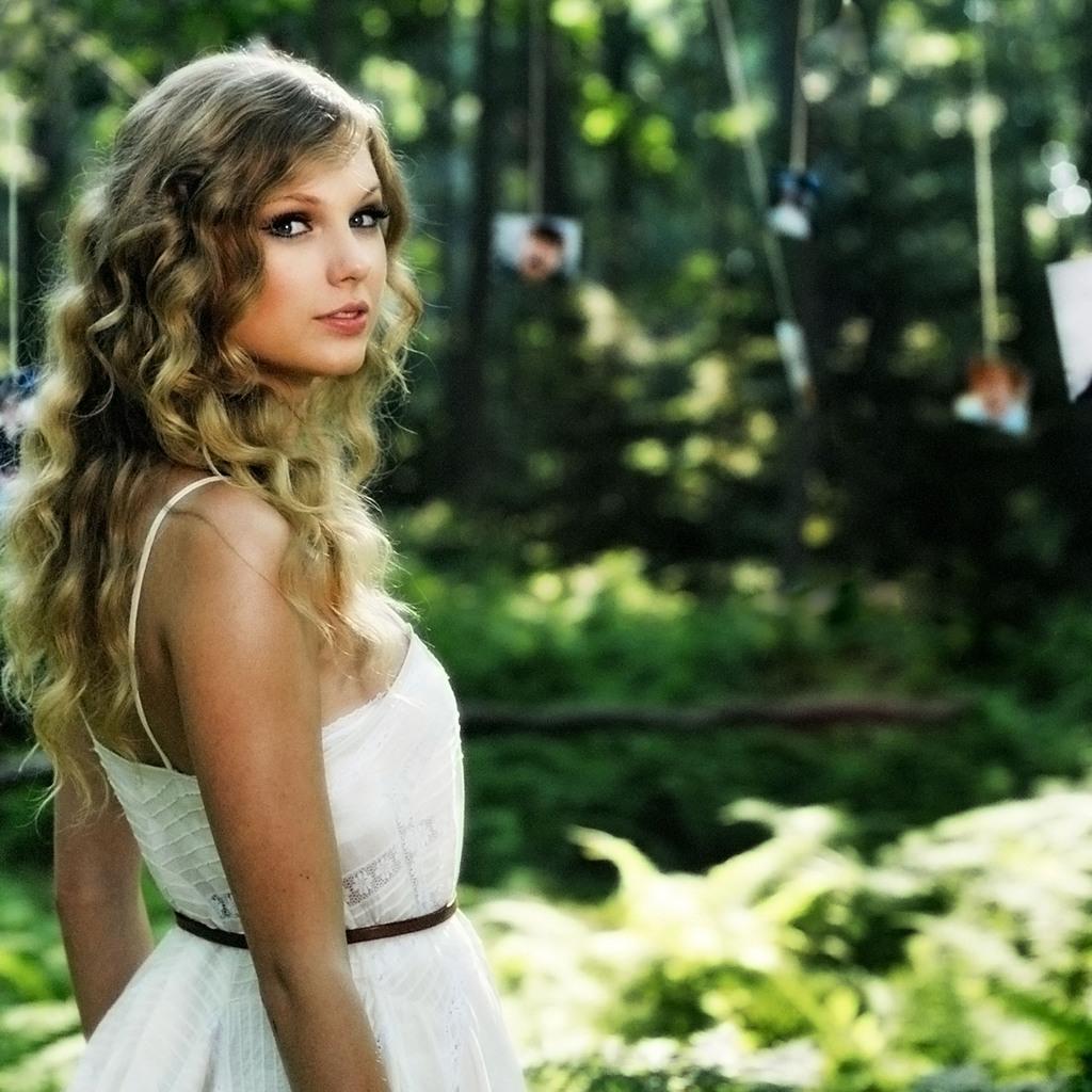 music star Taylor Swift,