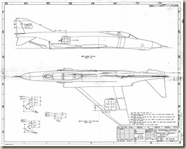 53-001018 RF-4E Germany Markings & Insignia Sht9 - RDowney