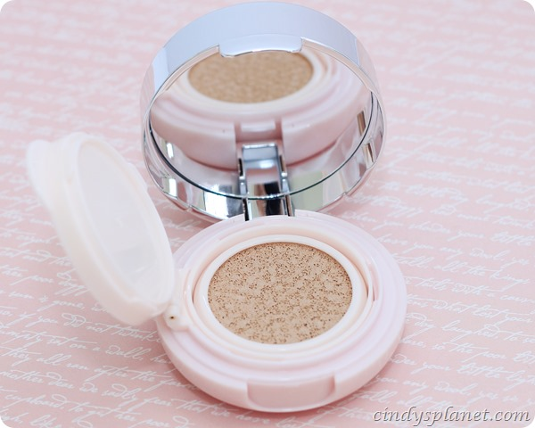 laniege cushion highlighter review