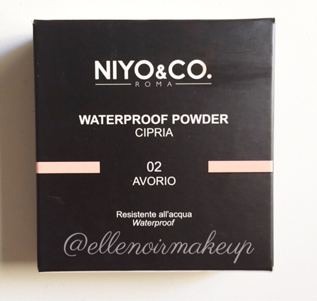 Waterproof Powder NIYO & CO.