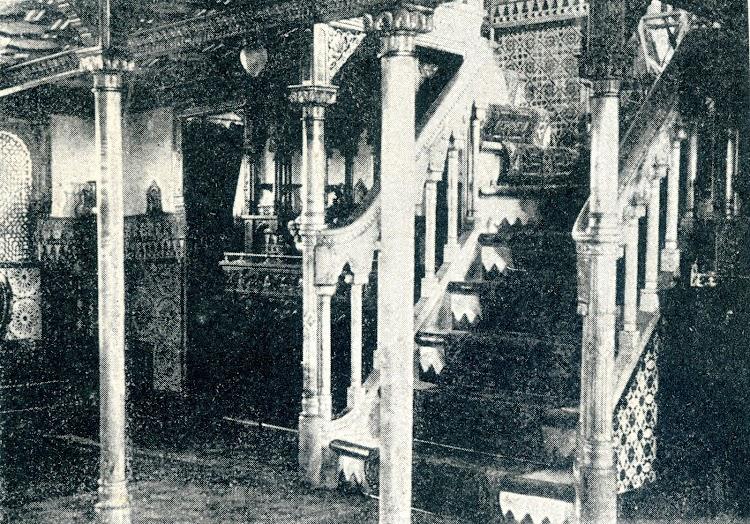 Escala de la cámara. Libro de Información para el Pasajero. Año 1908.jpg