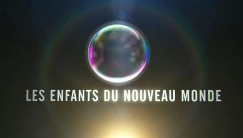 Dzieci nowej ery / Les enfants du nouveau monde (2010) PL.TVRip.XviD / Lektor PL