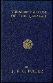 Cover of John Frederick Charles Fuller's Book The Secret Wisdom of the Qabalah