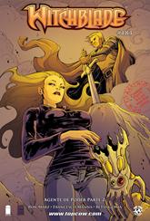 Actualización 18/07/2015: The Witchblade - Floyd Wayne y k0ala nos traen el #183. gracias!