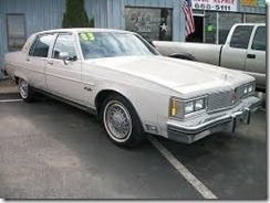 1983 Olds