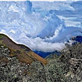 The Mountains of Ecuador by Neil Dern - Landscapes Mountains & Hills ( sky, mountains, color, landscape, ecuador )