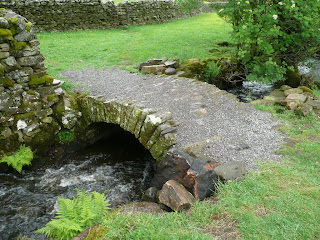 Bridge over Straw Beck