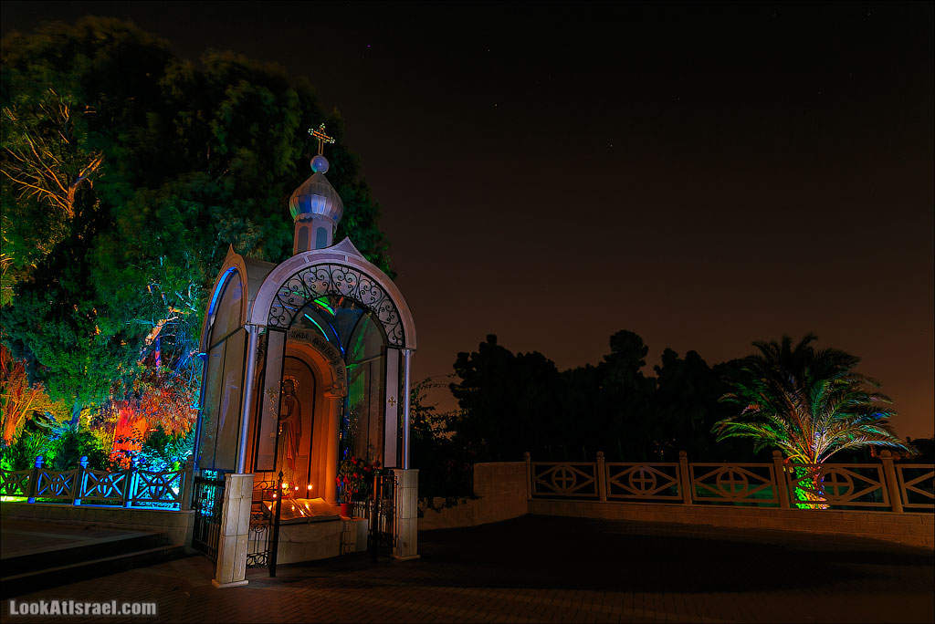Храм святого апостола Петра и праведной Тавифы в Яффо   LookAtIsrael.com - Фото путешествия по Израилю