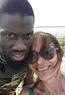 Valentina Falcioni e Amadou Sow