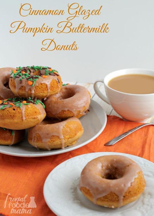 Cinnamon-Glazed-Pumpkin-Buttermilk-Donuts-Titled