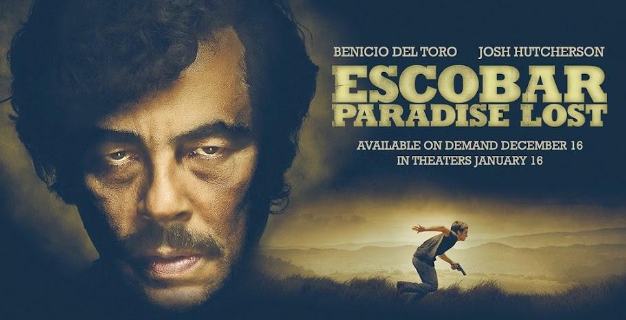 Χαμένος Παράδεισος (Escobar: Paradise Lost) Wallpaper