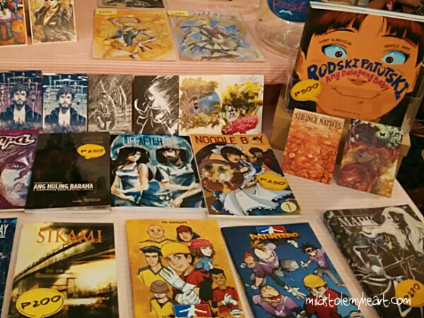 15 Favorite Finds From Go Girl Expo Pinoy Comics