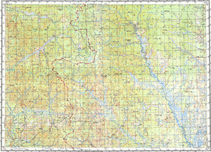 Map 100k--p42-051_052--(1983)