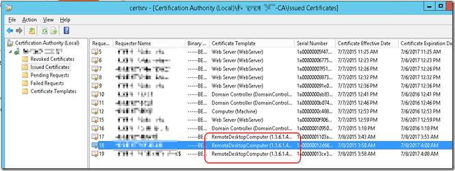 Replace remote desktop certificate with a signed certificate yelopaper Image collections