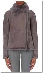 Joseph Toscana shearling jacket