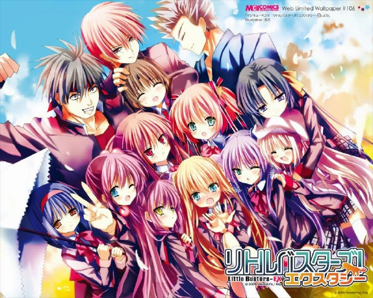 Little Busters Ecstasy