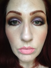 Urban Decay Vice 4 Palette Look  2_3