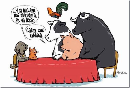 animales humor
