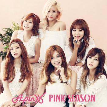 [MUSIC VIDEO] A Pink – PINK SEASON (初回限定盤B) (2015/8/26)