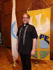 2015 Convention Rev. Dr. Joshua Hollmann Second VP Region II, Pastor Christ, Woodside.jpg