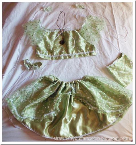 Green Sprite Costume