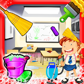 Download Class Room Wash && Cleanup APK