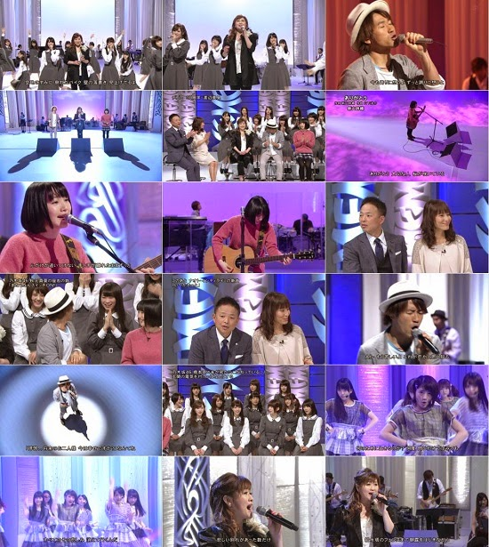 (TV-Music)(1080i) 乃木坂46 – Music Fair 150404