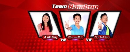 The Voice Kids PH 2 - The Battles (Team Bamboo)