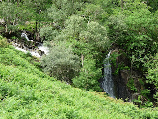 Combe Gill Waterfalls