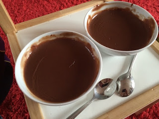 mocha pudding rationing