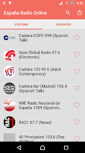 Spain Radio Online - screenshot