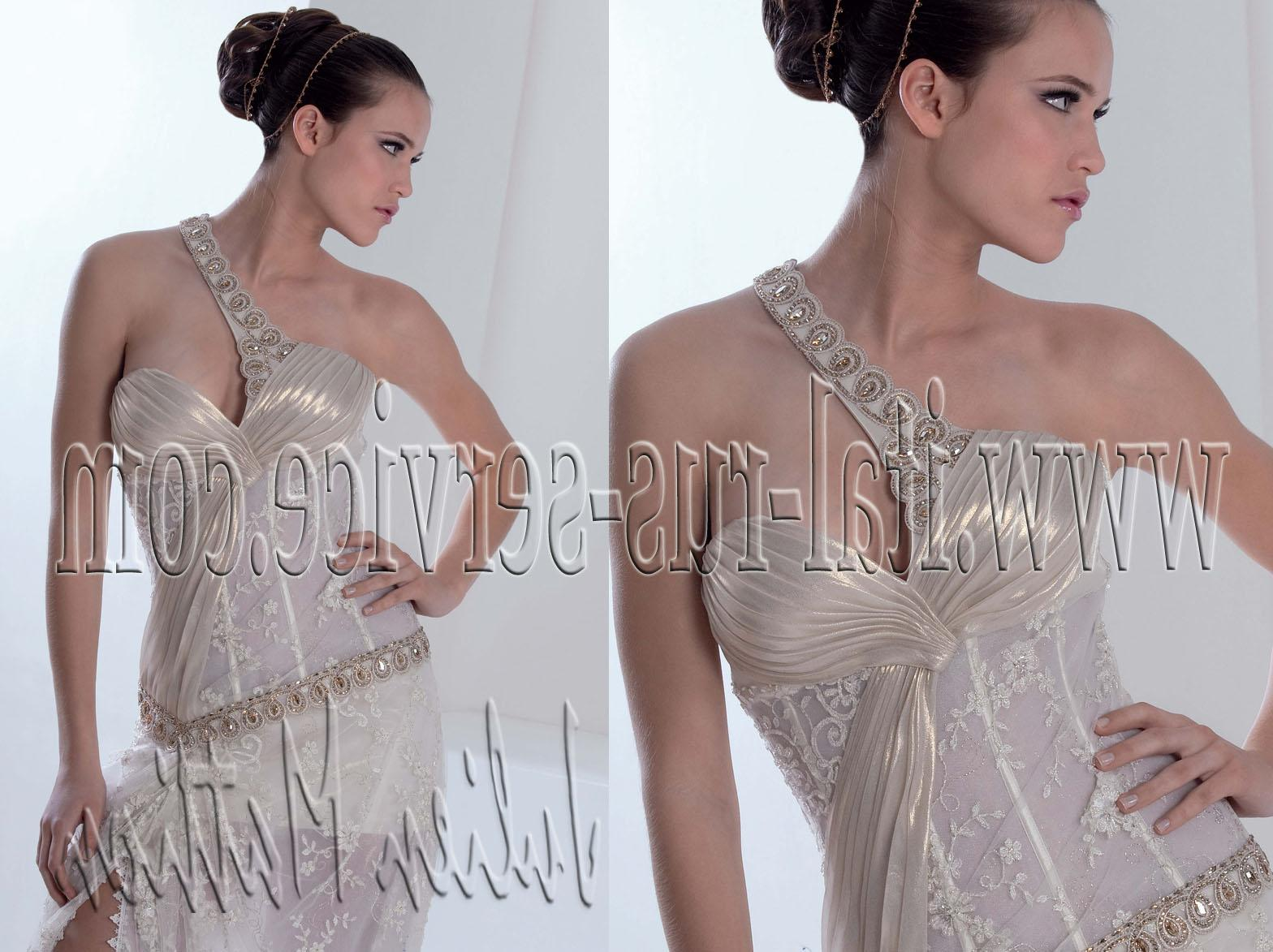Exclusive wedding gown