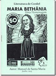 Capa Cordel Maria Betânia 001