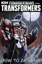 The Transformers #42 - Combiner Wars Epílogo 1