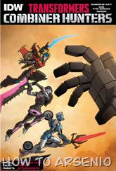 Actualización 29/08/2015: The Transformers combiners hunters, one-shot traducido por Sonica Kuroi Tenshi, revisado por Kisachi y maquetado por Ultramagnustsc.